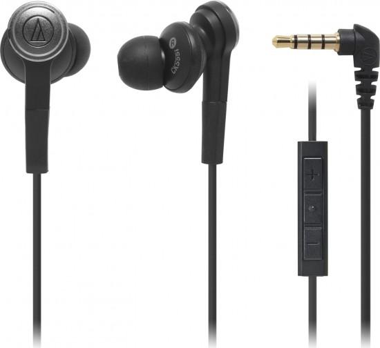 Audio-Technica Debuts Its ATH-CKS55I Solid Bass Headphones